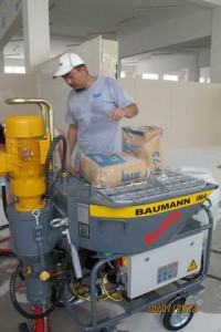Brazeeco Mortar Machines